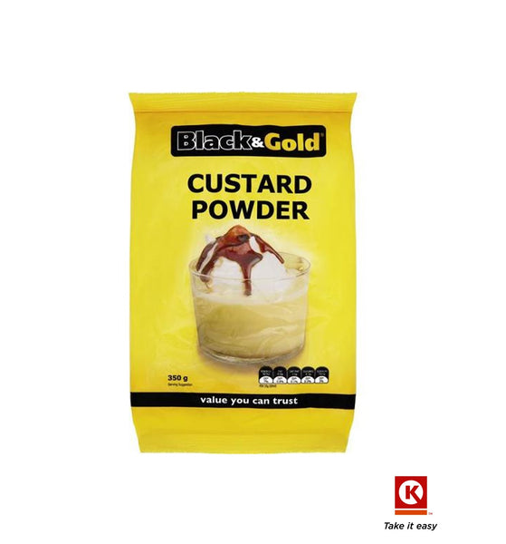 B/GOLD CUSTARD PDR 350GM