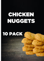 Chicken Nuggets 10 pack