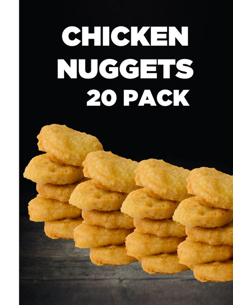 Chicken Nuggets 20 pack