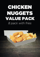 Chicken Nuggets Value Pack