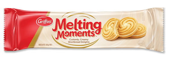 Griffins melting moments 250gm