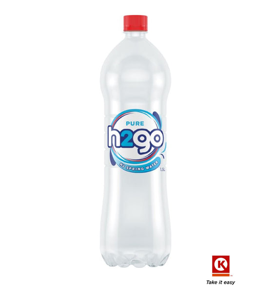 H2go Water Pure 1.5L