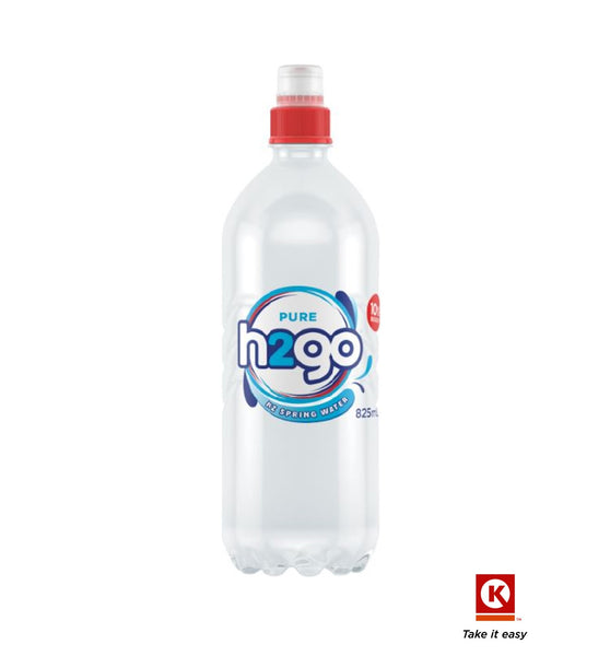 H2Go Spring Water 825ml
