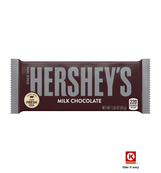 Hershey's Milk  Chocolate   43