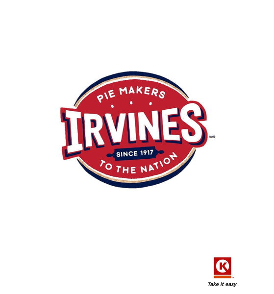 Irvines Steak&Cheese Pie