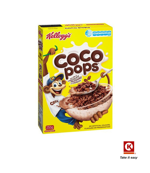 KELL COCO POPS 255GM