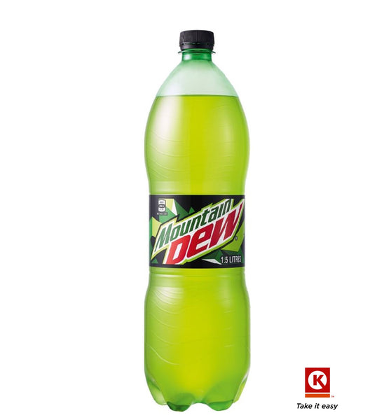 Mountain dew 1.5ltr