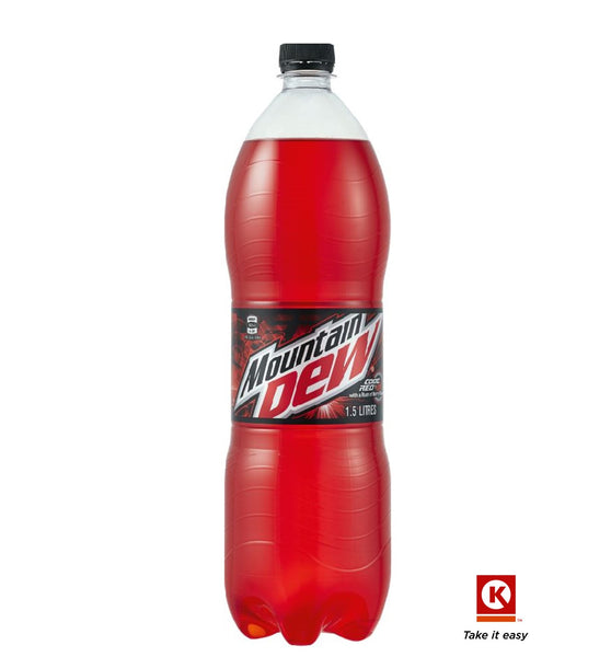 Mountain dew Red Code 1.5L
