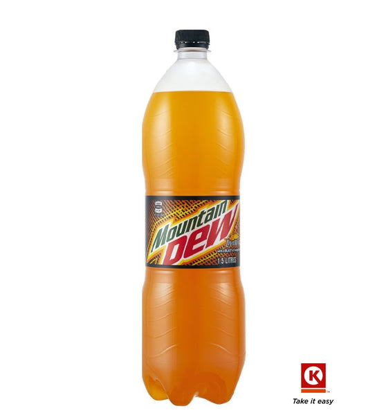 Mountain dew Livewire 1.5ltr