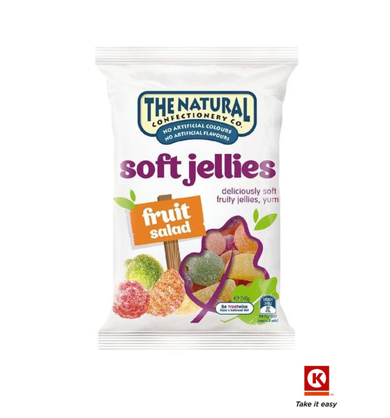The Natural Soft Jelly 240g