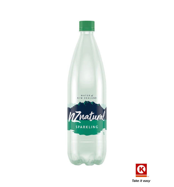 Nz Natural spark water 1L
