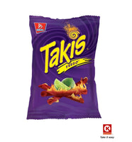Takis H-Chilli Pepper 113g