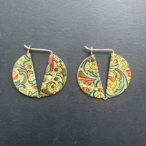 Florentine Slice Earrings