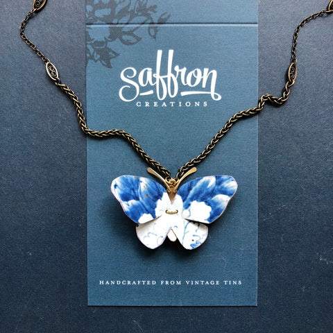 *PRE ORDER* Large Butterfly Necklace