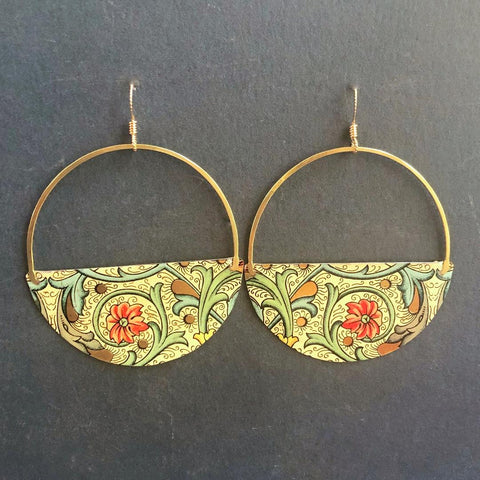 Florentine Big Mama Earrings