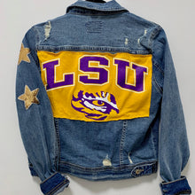 College Denim Jackets - Pick Your School