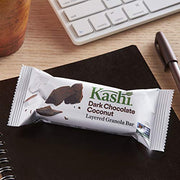 Kashi Layered Granola Bars - Dark Chocolate Coconut - Vegetarian, Kosher Dairy, Non-GMO Project Verified, 6.7 Oz, Box of 6 (Pack of 8 Boxes)