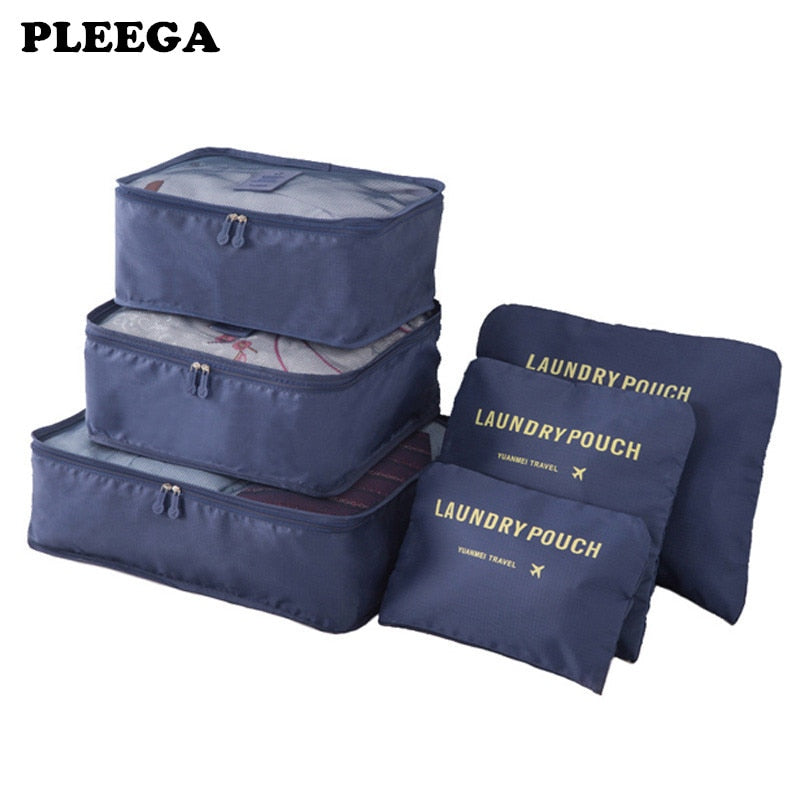 High-Quality Travel Organizer and Packing Cubes - Smart Arbs