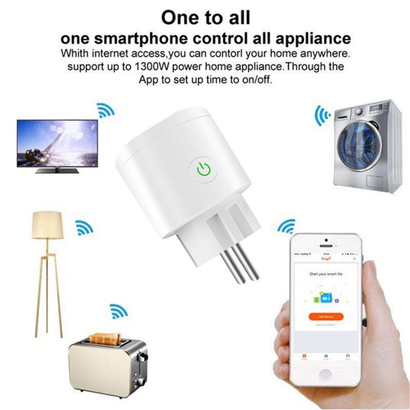 Smart Electrical Plug for Smart Home - Smart Arbs