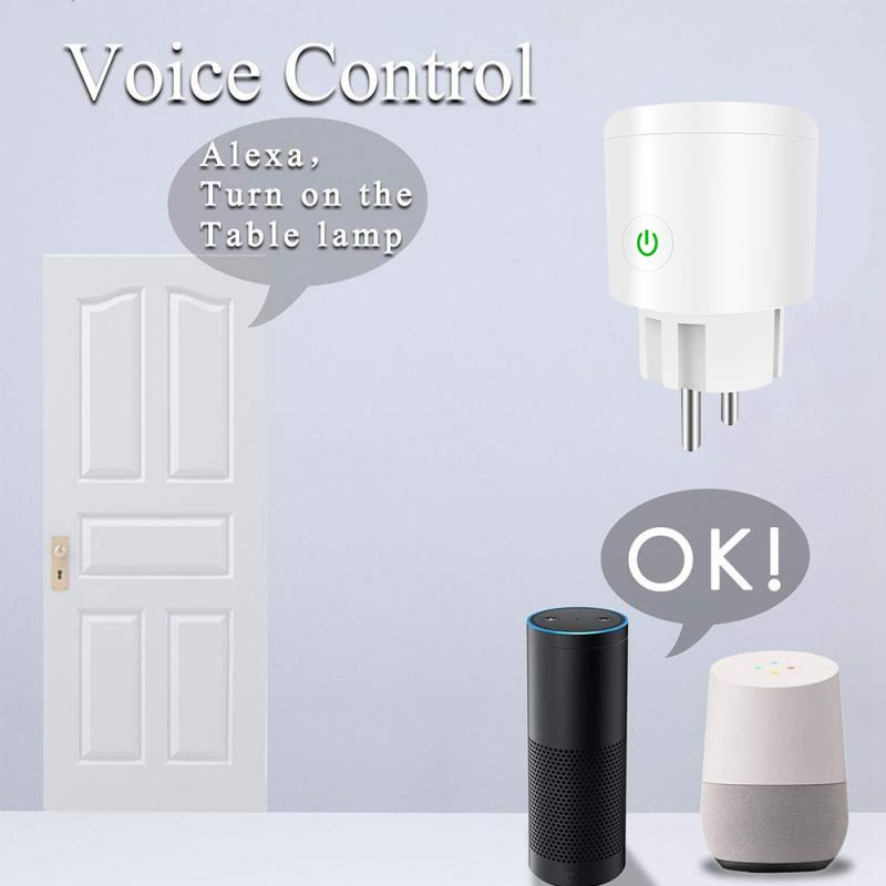 Smart Electrical Plug for Smart Home