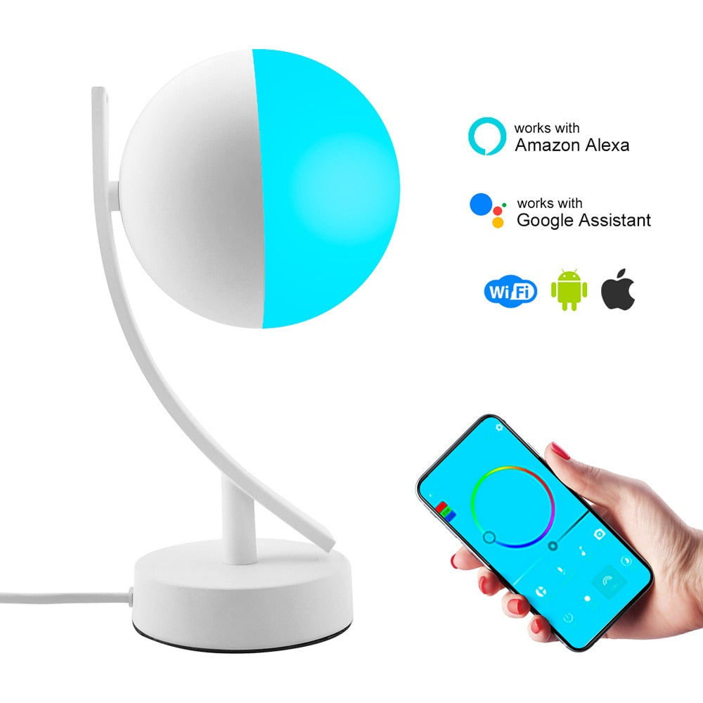 Smart Desk LED Lamp