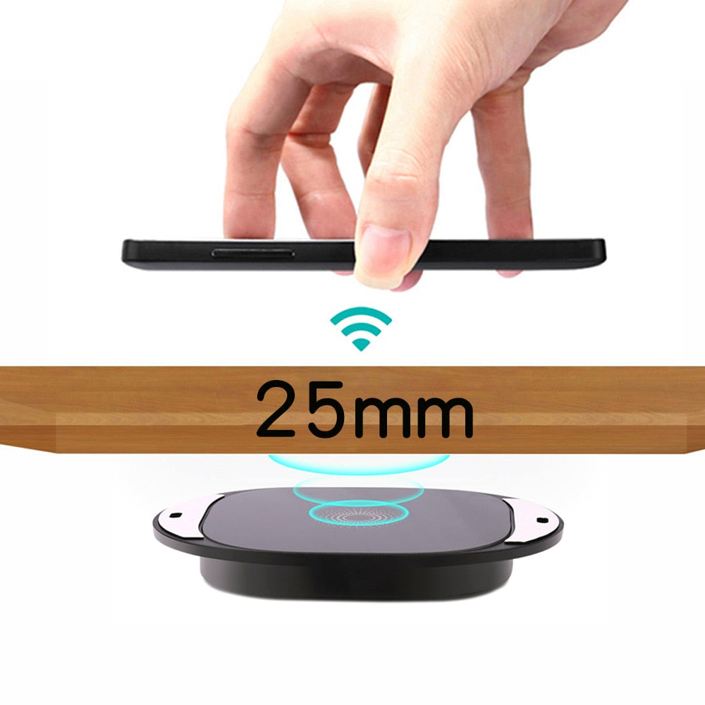 Long-Range Wireless Charger