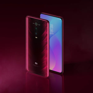 "Xiaomi Mi 9T - Smartphone Con Pantalla AMOLED Full-Screen de 6,39"" (Selfie Pop-up, Triple cámara de 13 + 48 + 8 MP, Con NFC, 4000 mAh, Qualcomm SD 730, 6+64 GB,) Color Rojo Llama [Versión española] Aligsm.com"