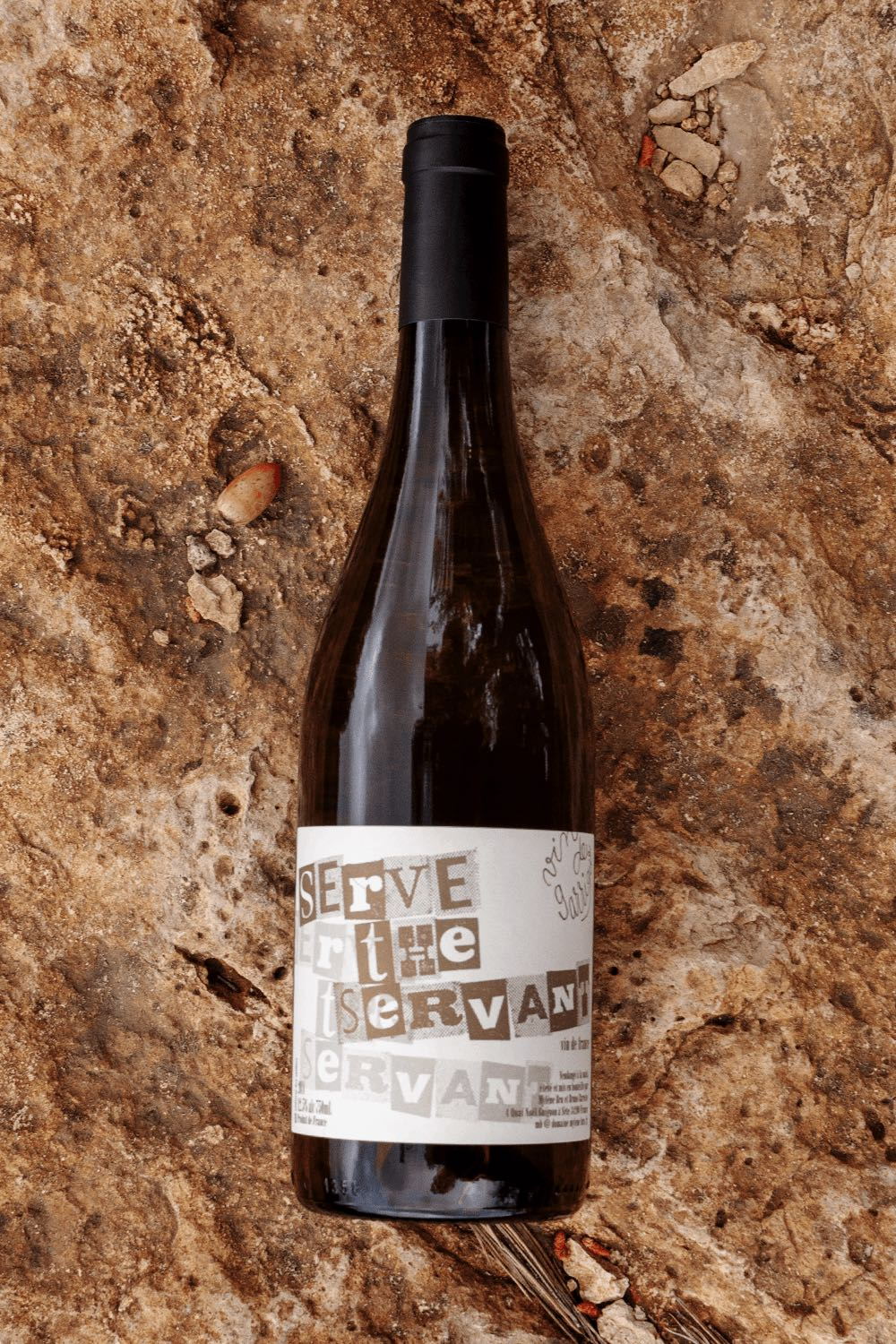 Serve the Servant - Domaine Mylène Bru - Vin nature - Vin de guarrigue