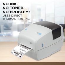 "Load image into Gallery viewer, BCL D100 Desktop Printer - Direct Thermal 4"" Printer - Label, Tag & Receipt Printing"