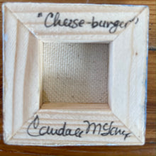 Load image into Gallery viewer, Cheese-burger
