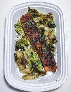 Family Salmon - Gourmet Method