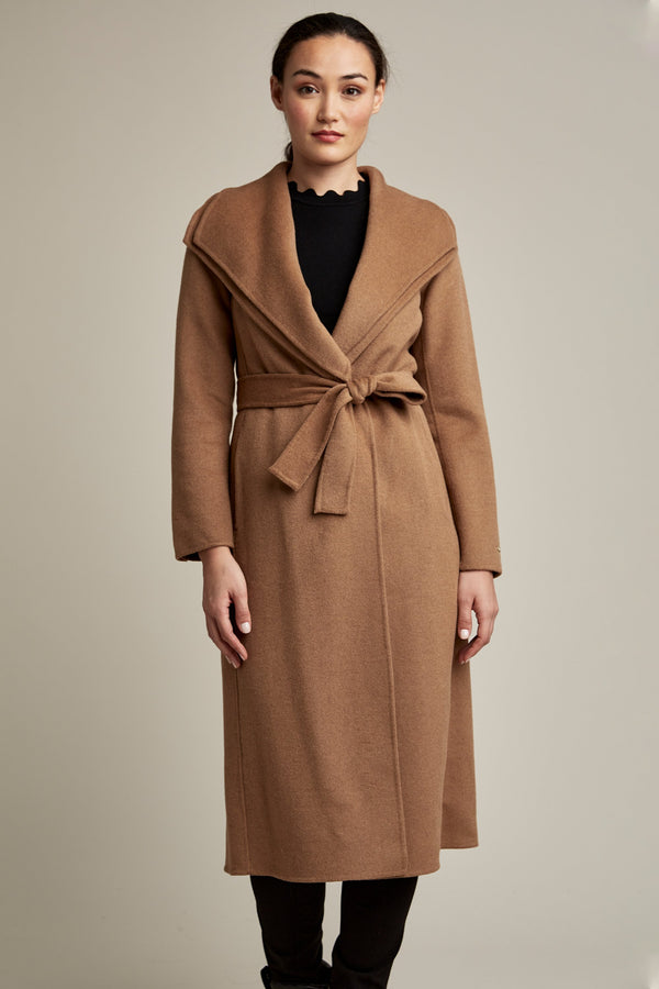 Tahari Elliot Wool Coat