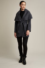 Tahari Marilyn Wool Coat