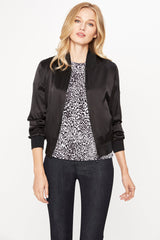 Brandy Bomber Jacket