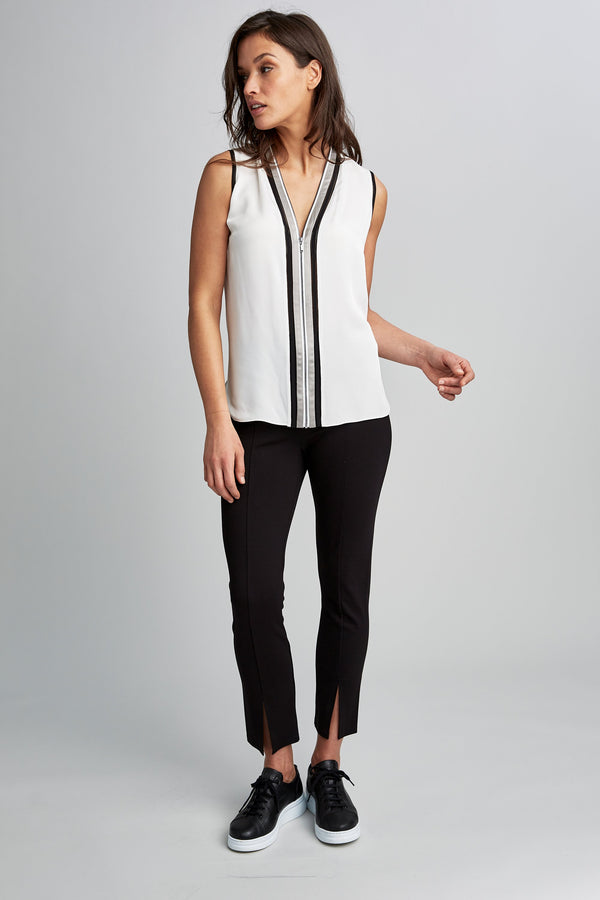 Vallie Sleeveless Shirt