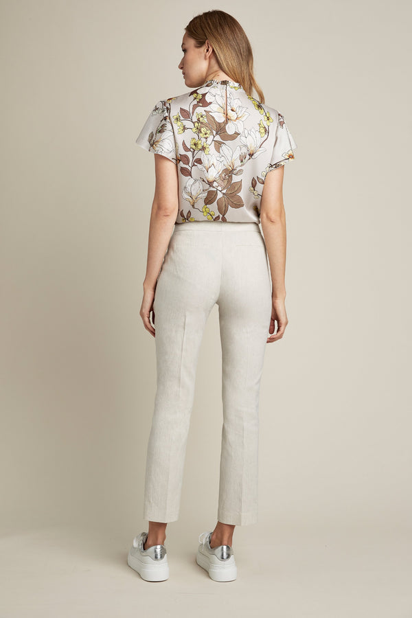 Leena Slim Fit Ankle Pant