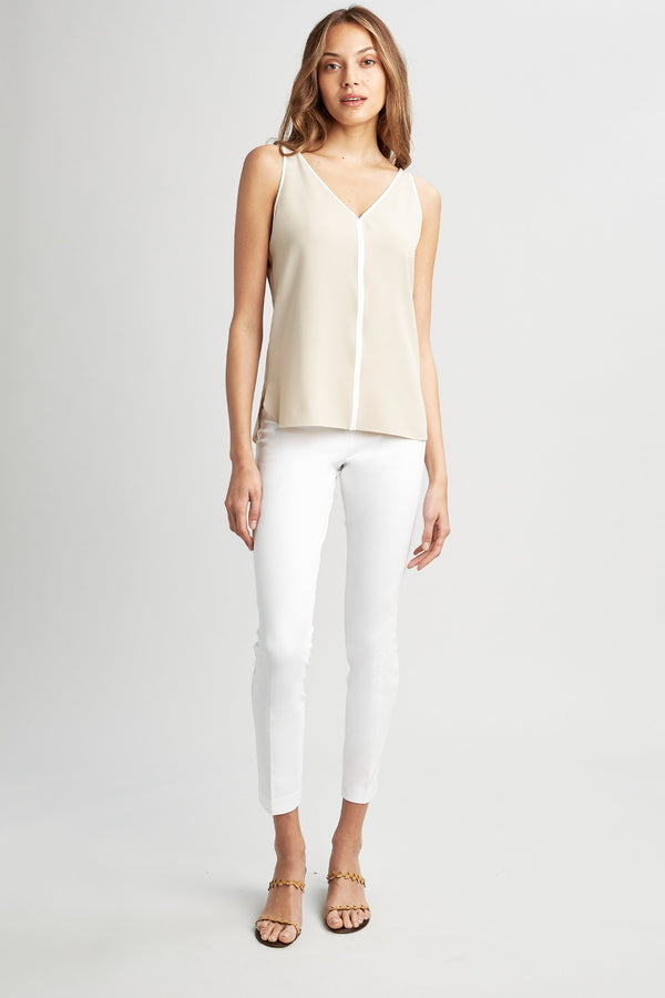 Harper Sleeveless Shirt