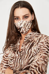 Cacoon Tiger Face Mask