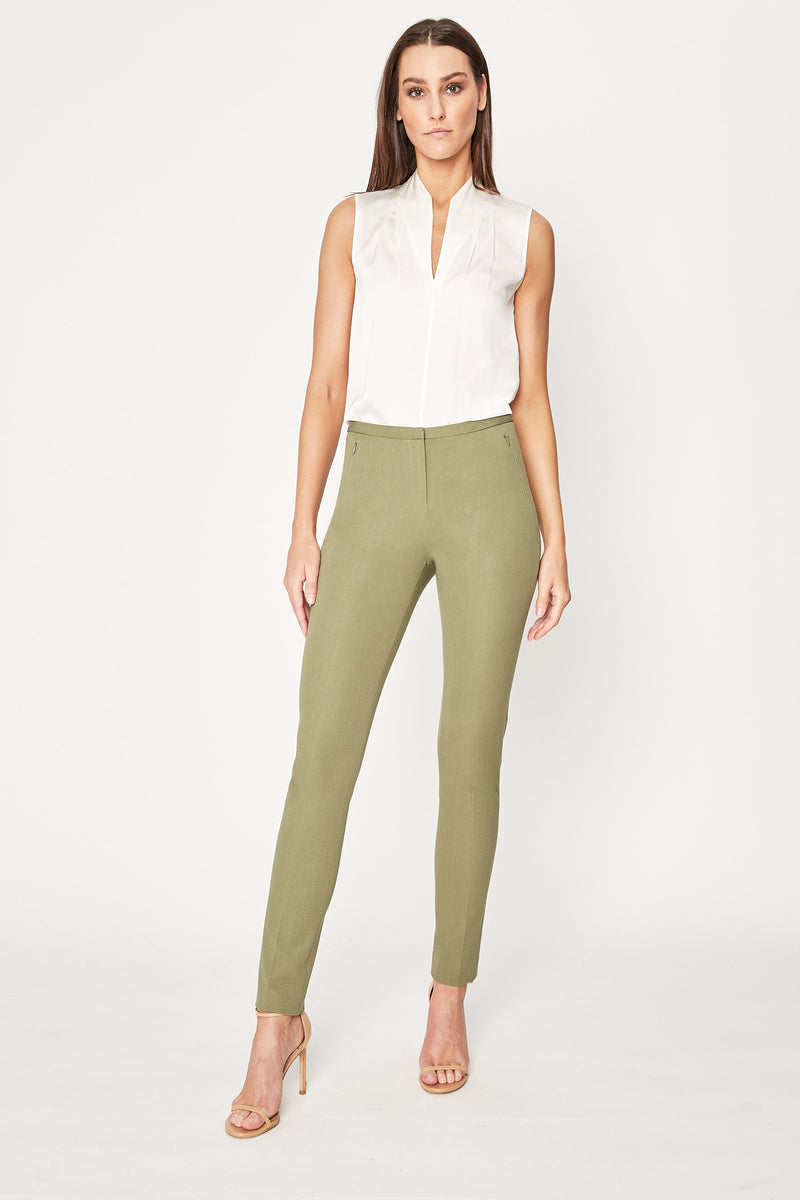 Jillian Straight-Leg Pant