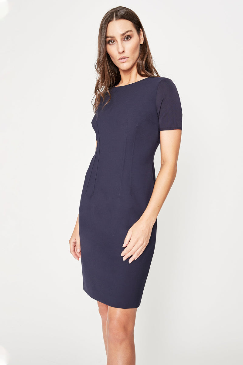 Emory Short Sleeve Dress