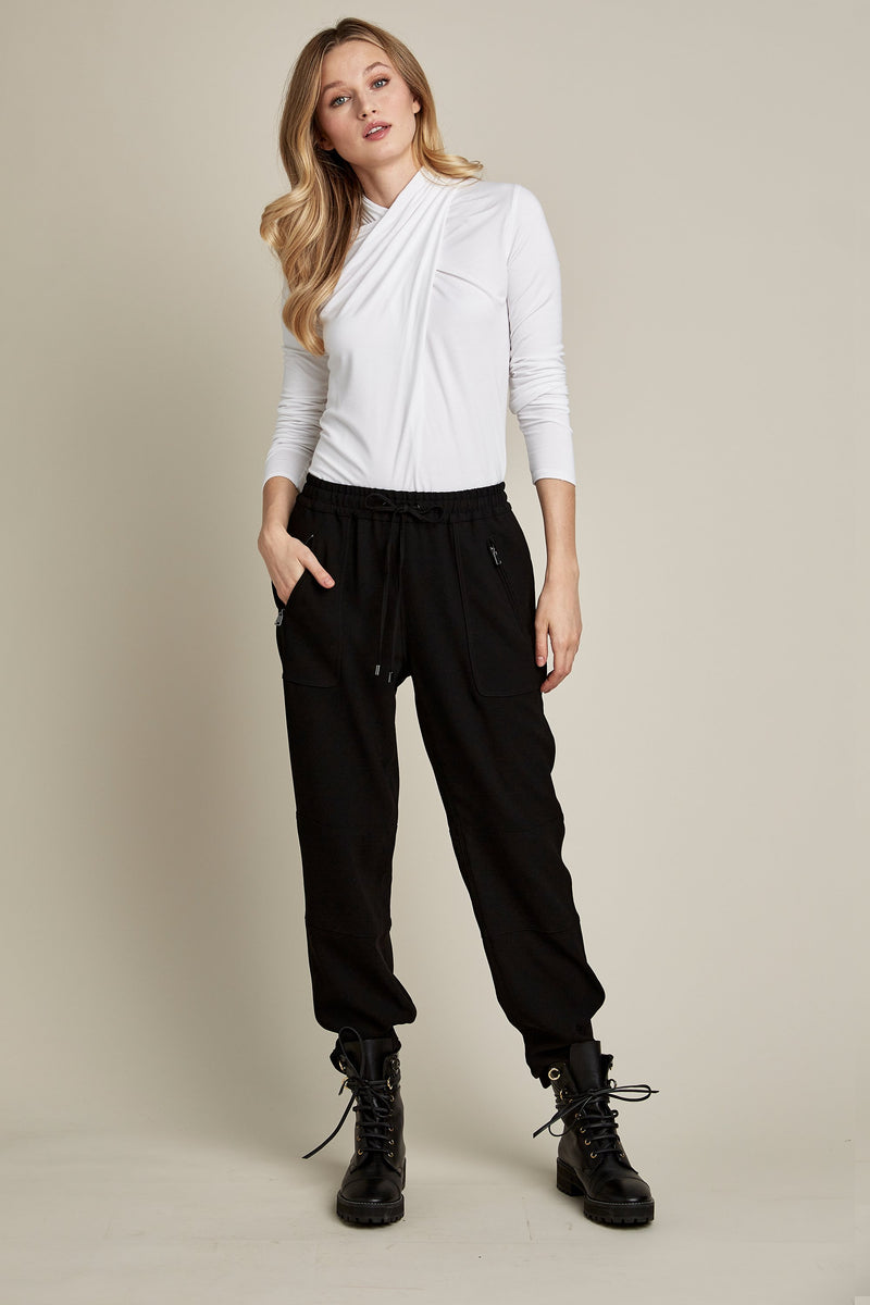 Buckle Cargo Pant