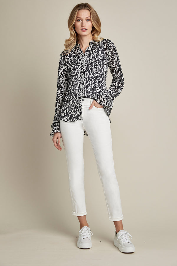 Silk Piazza Shirt