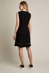 Chain Hem Dress