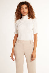 Bri Cutout Sweater