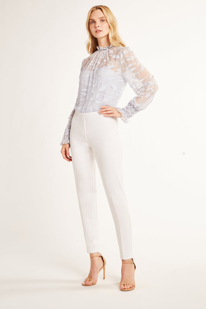 Zeina Lace Shirt