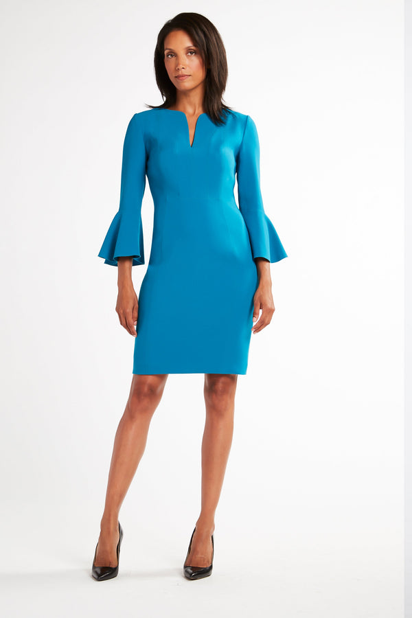 Natanya Long Sleeve Dress
