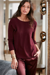 Hannah Cashmere Sweater