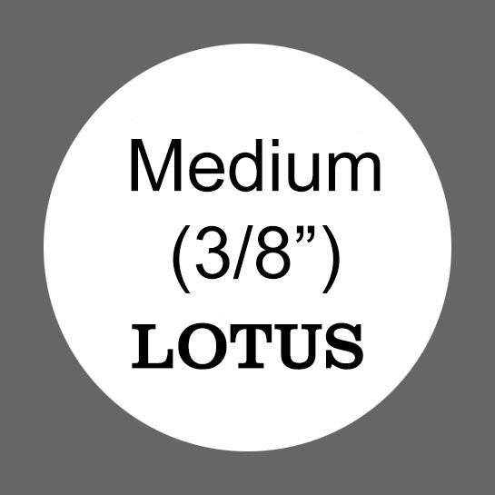 Medium Solid Lotus