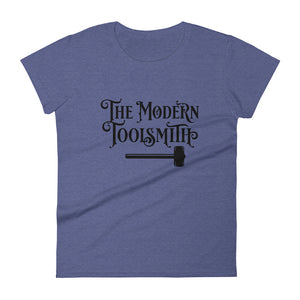 The Modern Toolsmith Original (Black Print) Women's Fit T-Shirt