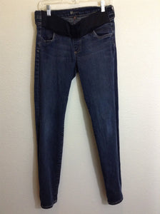 KUT from the Kloth MATERNITY Jeans Sz 4 Med Wash 8A